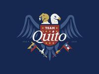 Ecuador/America Crest
