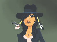 Folksy Girl