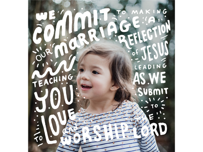 Child Dedication typeography brochure layout spread brochure child church marketing commitment dedication church kid child dedication