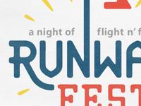 Runway Fest Logo