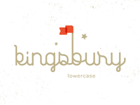 Kingsbury Lowercase