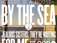 House By The Sea Typography