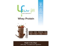 Whey Protein Bag Desing