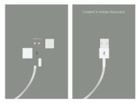 Apple connector