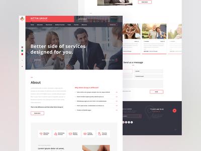 Hittin Group® Website