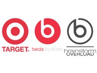 bsol collider-b logo compared w/ target and dre