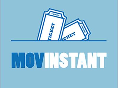 Movinstant branding azdmotion logo