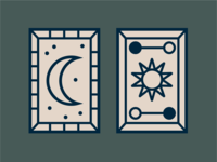 Tarot Card Icons