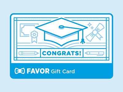 Graduation Gift Card