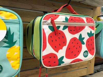 Strawberry Lunch Box