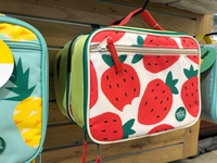 Strawberry Lunch Box