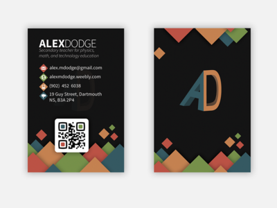 Alex Dodge | Dribbble