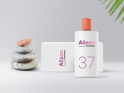 Alison Cosmetics Logo logocore