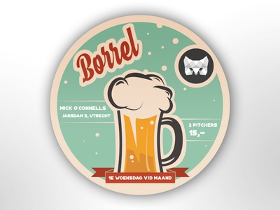 bdw Sticker