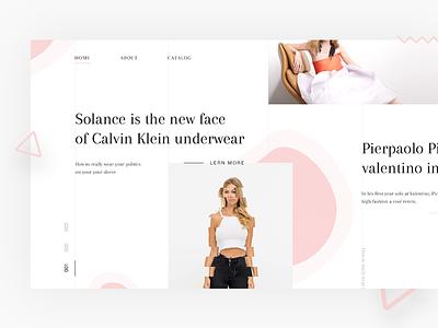 Bukovski website design web ux ui responsive layout mobile interface dashboard fashion