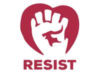 Resist in heart