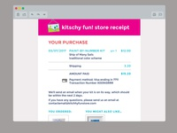 017 Email receipt