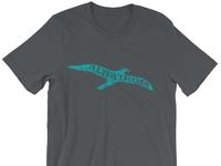 Albatross graphic t-shirt