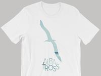 white albatross shirt