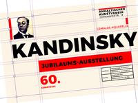 Bayer Kandinsky Poster Css grid