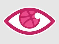 Dribbble Eye