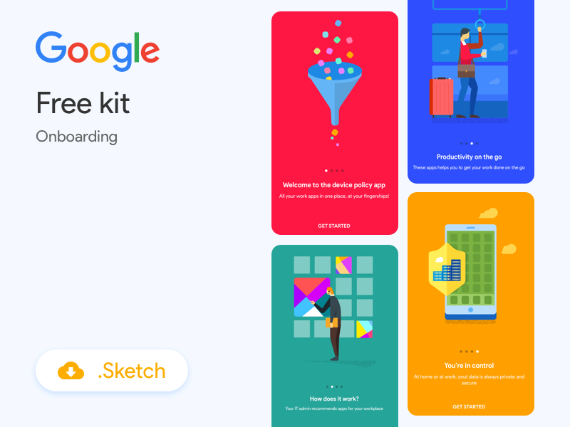 Google - Freebies freebiees white ui template sketch johnyvino google mobile kit iphone ios app