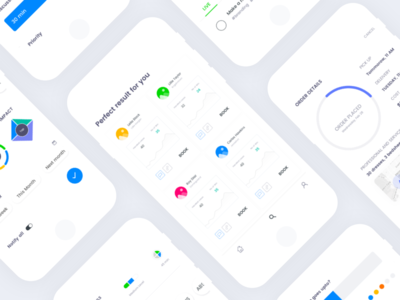 Extremely clean app johnyvino uix pay mobile minimal fresh dashboard creative clean card bank app