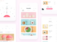Minimalism-Healthy Food App