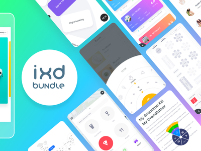 Learn Mastering Interaction Design through Craft, Productivity, navigation food app iphone mobile animation motion ux ui interaction johnyvino ios