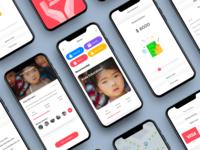 UI/UX Case Study: Charity App—Payment flow