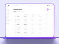 HR manager web app
