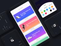 Sneaker iOS app