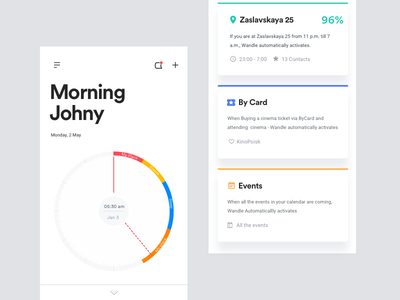 AI - scheduler ux timezone schedule sketch makeitbetter mail ios email card calendar app ai