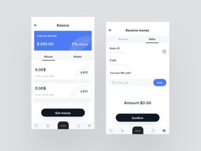 Blockchain (Bitcoin)