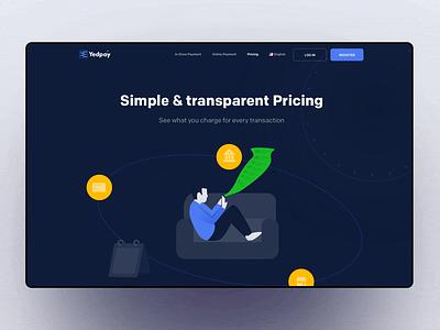 Pricing header minimal dashboard design interaction animation clean mobile ios ux app ui johnyvino price price table price list price tag price range prius pricing page pricing