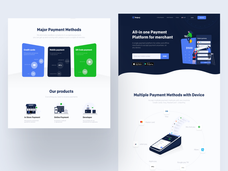Payment Methods interface design interaction animation clean mobile ios ux ui app johnyvino payment gateway money paying pay payday payment method payment form payment app payment