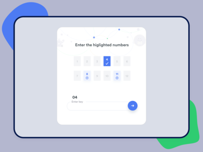 Blockchain key