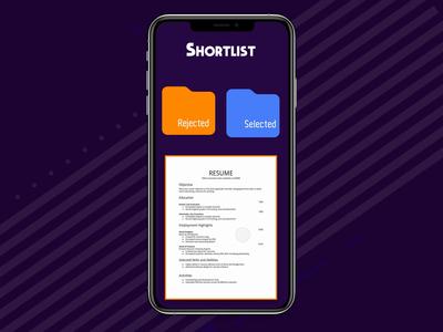 Resume - Shortlister