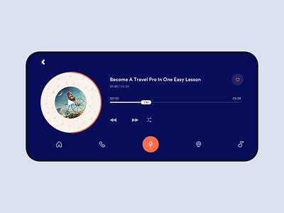 Songs interaction animation clean mobile ios ux ui app johnyvino songslyrics songs song