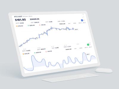 Dashboard Blockchain