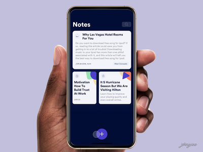 Voice to text notes