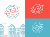 Fast 5 Branding