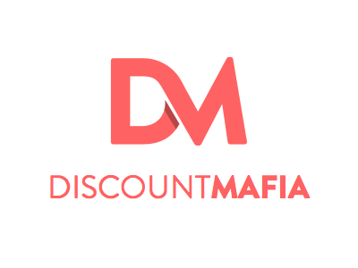 Discount Mafia logo logomark