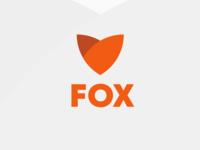Fox - Logo concept