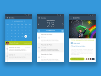 Calendar - Android Mobile App