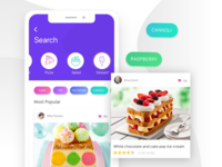 Search Result - food app look like