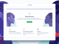 Personas Product Onboarding