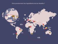 Nutella Cartography