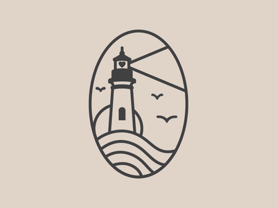 Lighthouse Tattoo mama mom nautical thoughts thick lines lighthouse tattoo