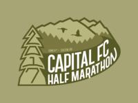 Capital FC Half Marathon 2017